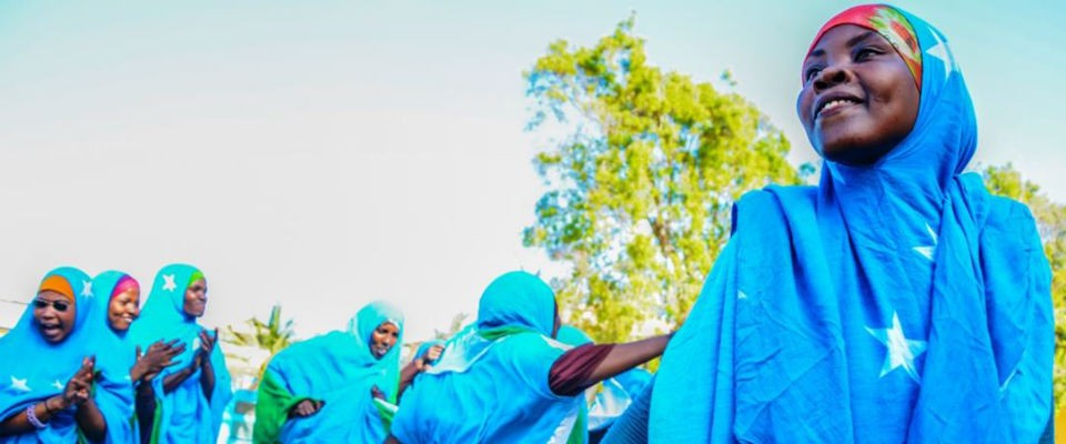 Kismayo women's group