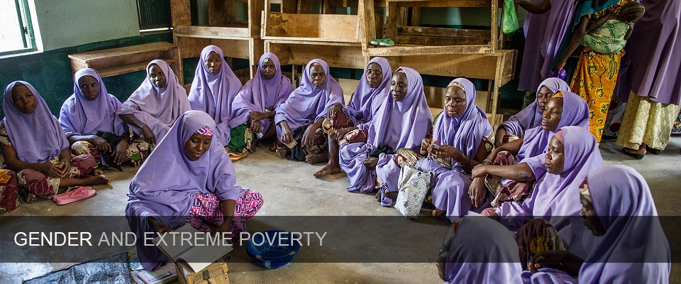 Gender and Extreme Poverty
