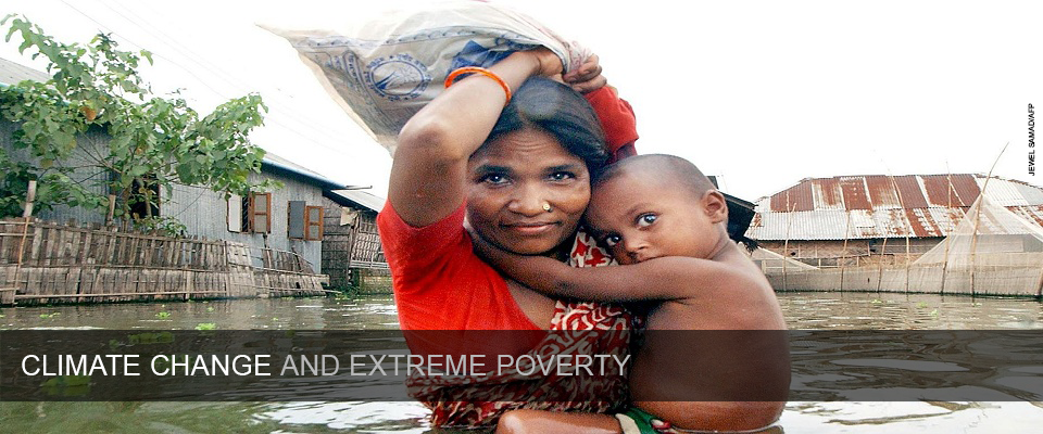 The Inextricable Links Between Climate Change and Extreme Poverty