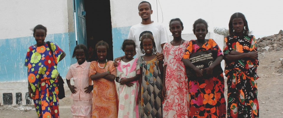 Djibouti students