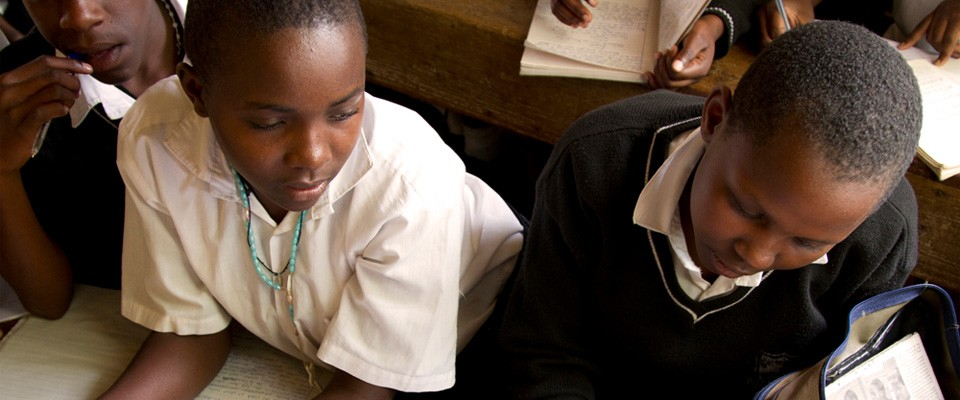 UNITY has been USAID's cornerstone education project in Uganda since 2006.