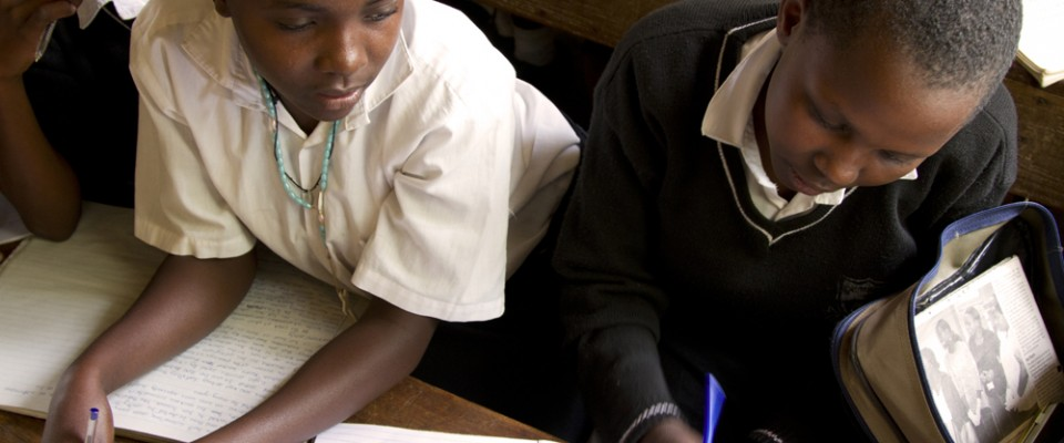 UNITY has been USAID's cornerstone education project in Uganda since '06. Credit: Garrett McIndoe/Creative Associates Intl.