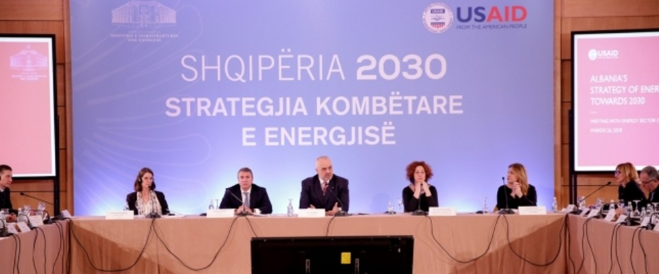 Albania's National Energy Strategy