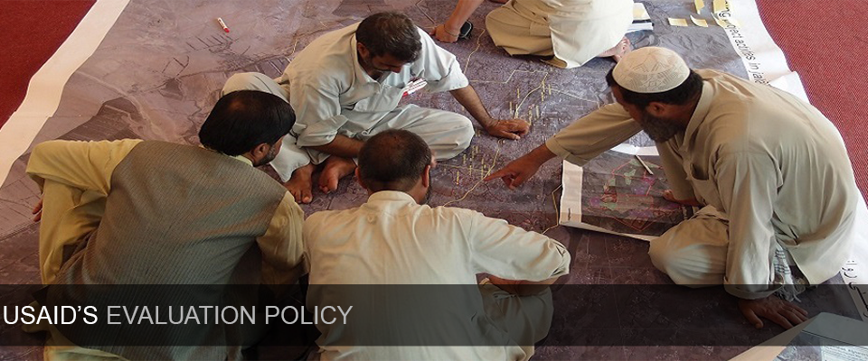 USAID's Evaluation Policy