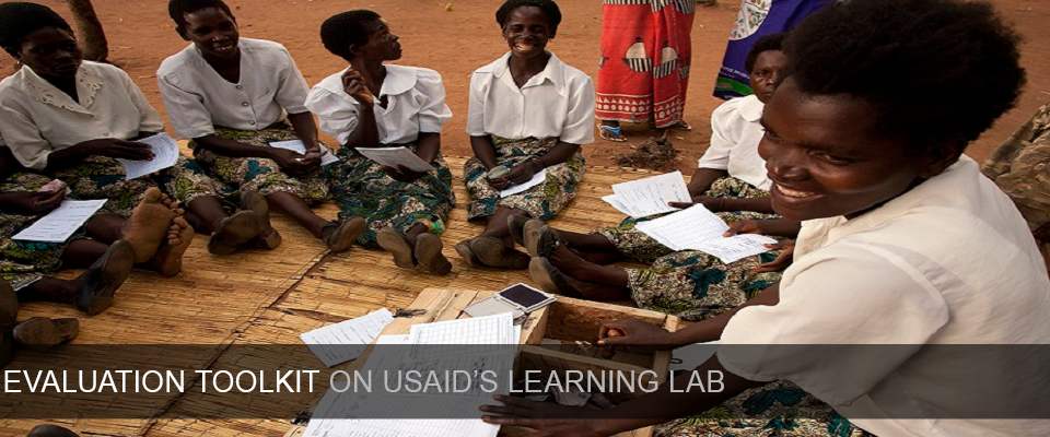 USAID's Evaluation Toolkit