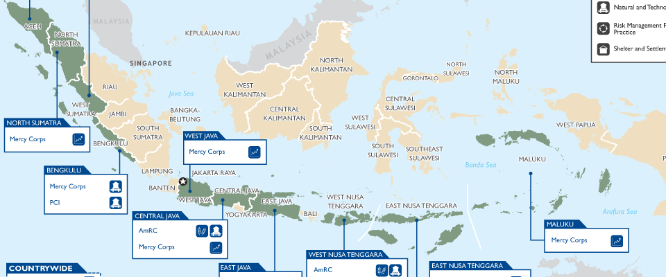 Indonesia Disaster Response and Risk Reduction