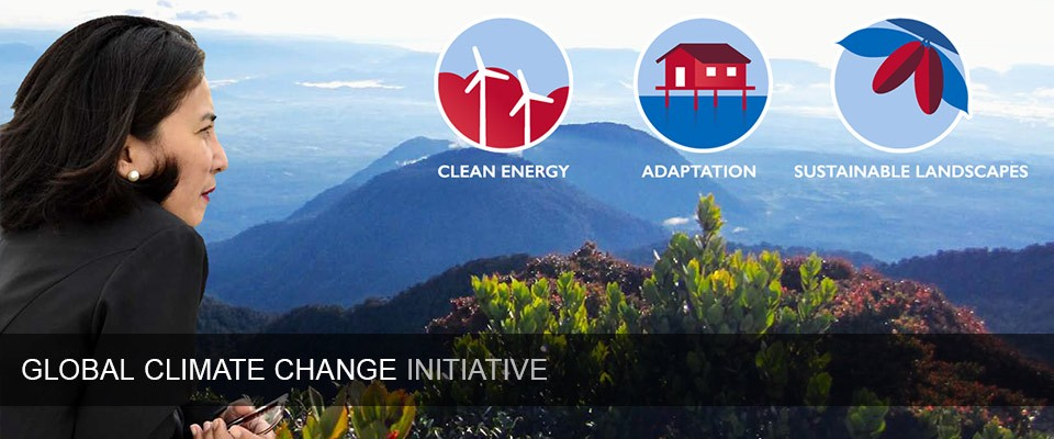 Global Climate Change Initiative: For a Clean, Safe and Prosperous World