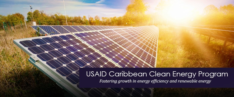 Caribbean Clean Energy Program - Renewable Energy