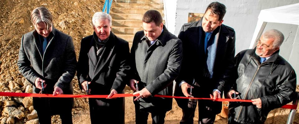 U.S. Assistance Provides Long-term Reliable Water Supply to Preševo