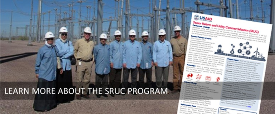 Smart Utilities - SRUC 1 pager