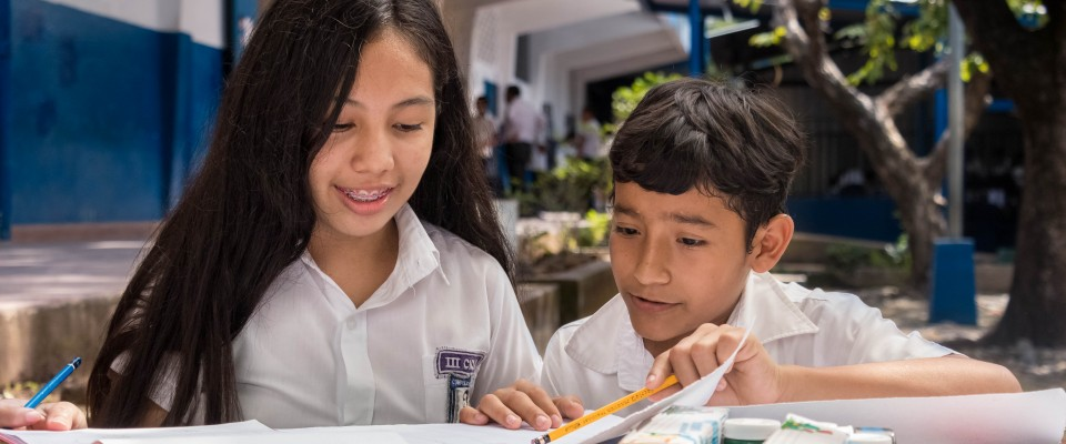 Improving education to create more opportunities for children and youth