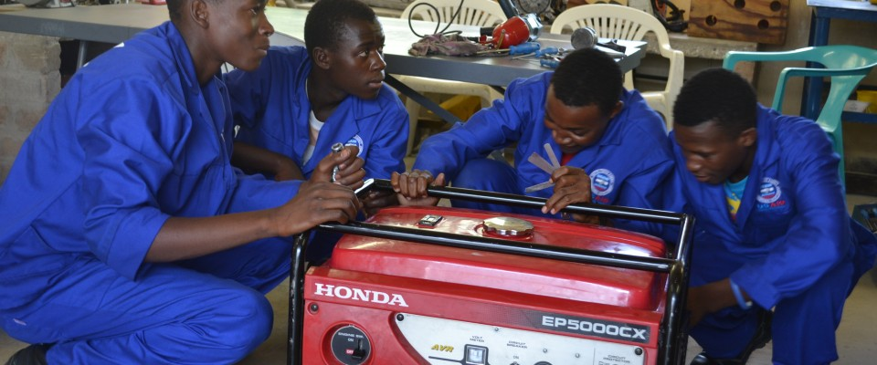 USAID Youth Programs connect young people to quality educational and employment opportunities.