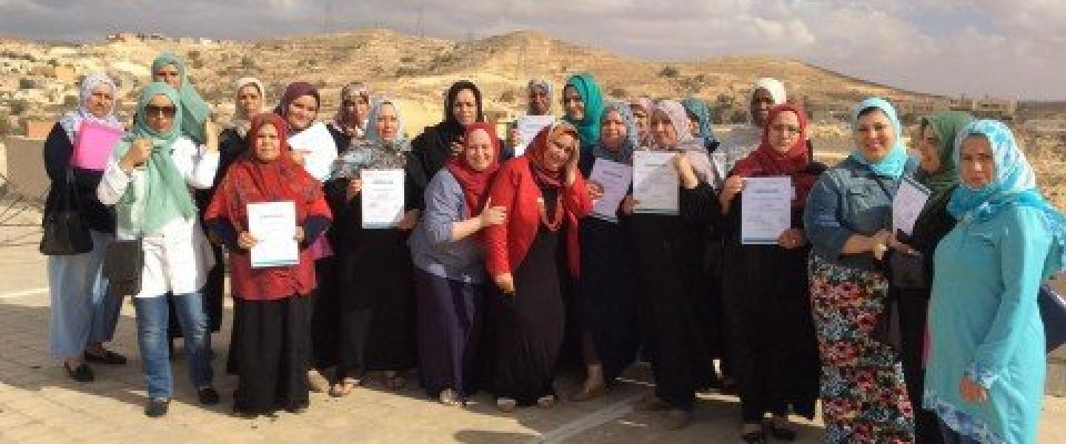 CELEBRATING THE RESILIENCE OF LIBYAN WOMEN
