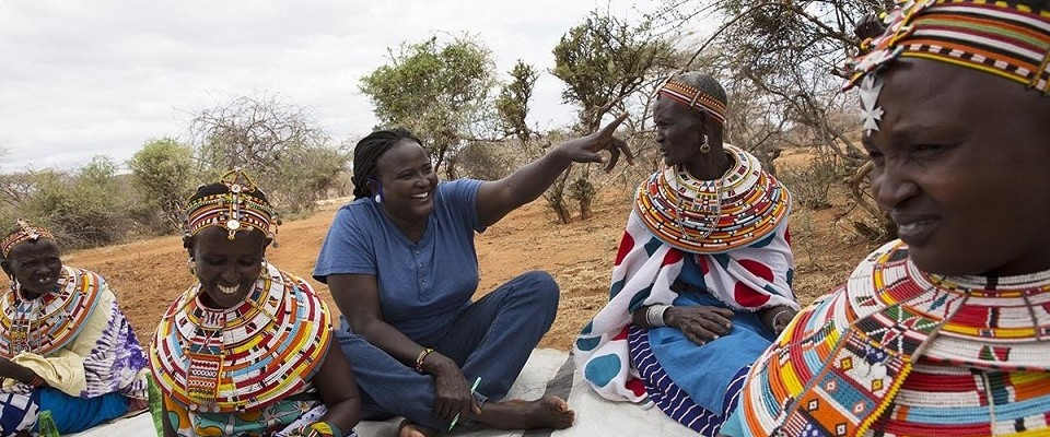 A Kenyan peace builder links conservation with economic development.