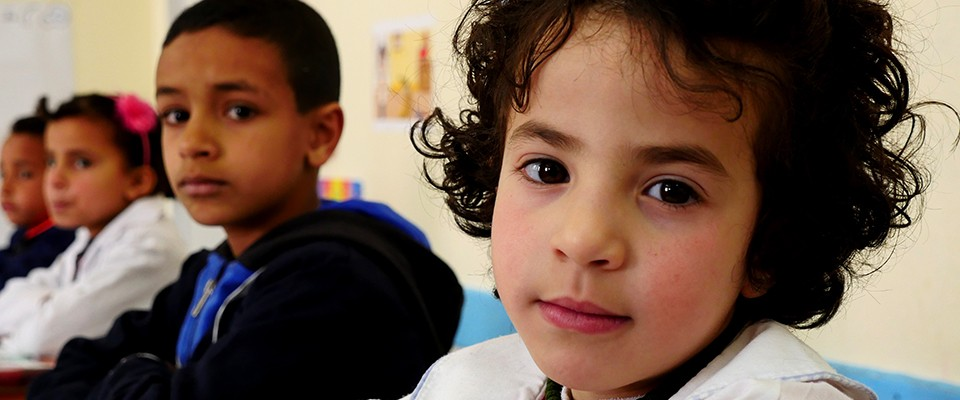 USAID is working with the Government of Morocco to improve reading instruction for thousands of Moroccan children and to enhance their educational attainment at the primary level.