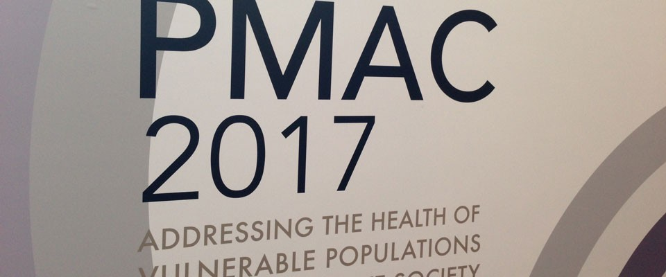 USAID participated in the PMAC 2017: Addressing the Health of Vulnerable Populations for an Inclusive Society