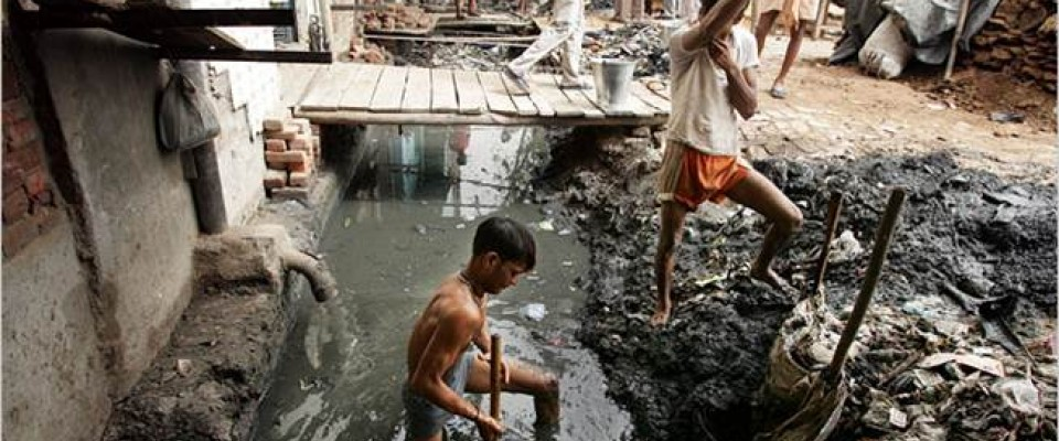 A Call for Better Sanitation in the World's Cities
