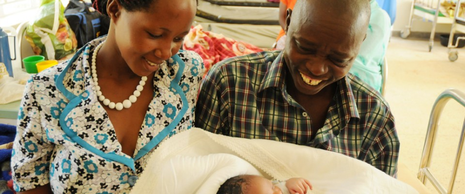 USAID's support in Saving Mothers Giving Lives (SMGL) focuses on the most vulnerable period for women and their newborns.