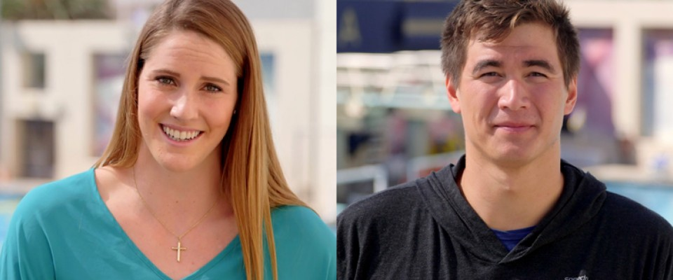 Join Olympic swimming medalists, Missy Franklin and Nathan Adrian, in supporting water and sanitation for all