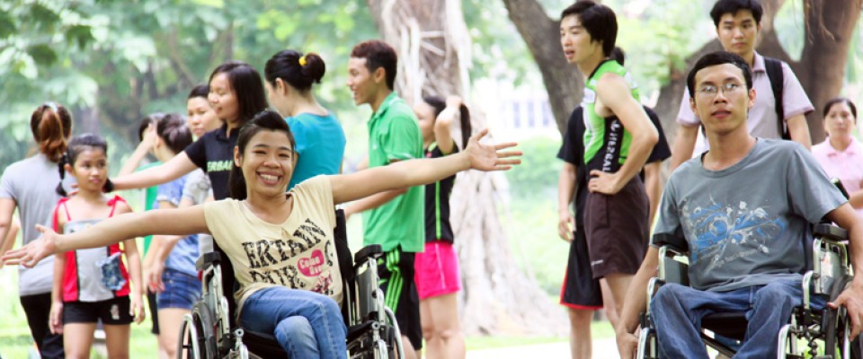 United States to Broaden Support for Persons with Disabilities in Vietnam Through Six New Projects