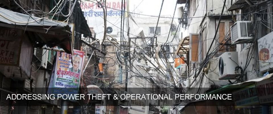 Addressing Power Theft & Operational Performance