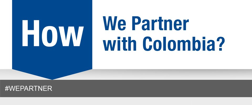 How We Partner with Colombia