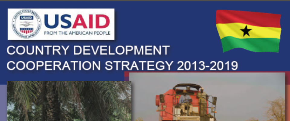 Extended Country Development & Cooperation Strategy - December 2019