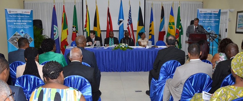 USAID Hosts Inaugural Caribbean Forum on Disaster Risk Reduction in Education