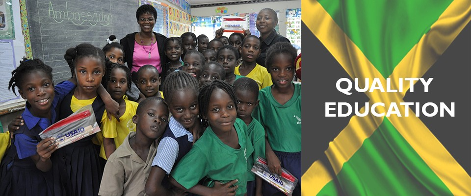 USAID/Jamaica - Improving Education in Jamaica