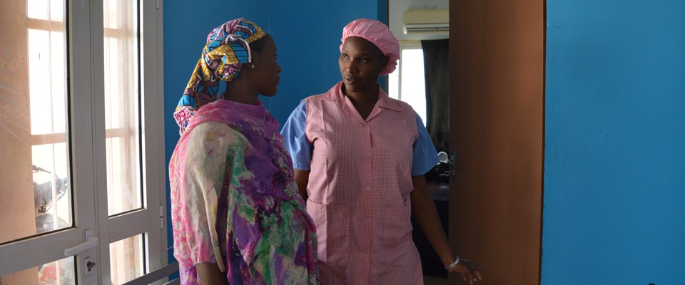 In Mali, we're improving accessibility and accountability of the health system by training healthcare workers. Midwife Mama Diancoumba is making a difference in her community of Sélingué, following training through our HRH2030 Program.