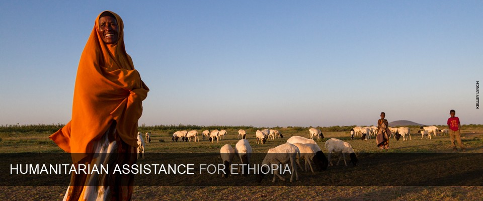 USAID Announces nearly $128 Million in Additional Humanitarian Aid to Ethiopia