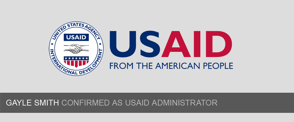 Confirmation of Gayle Smith as USAID Administrator