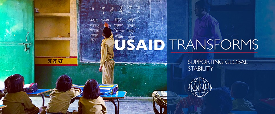 USAID Transforms: Supporting Global Stability