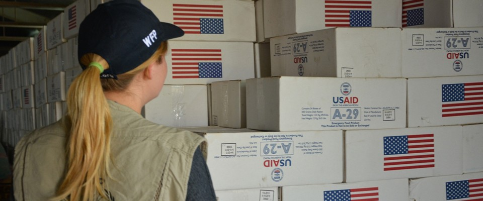USAID is deploying humanitarian response experts to northern Iraq.