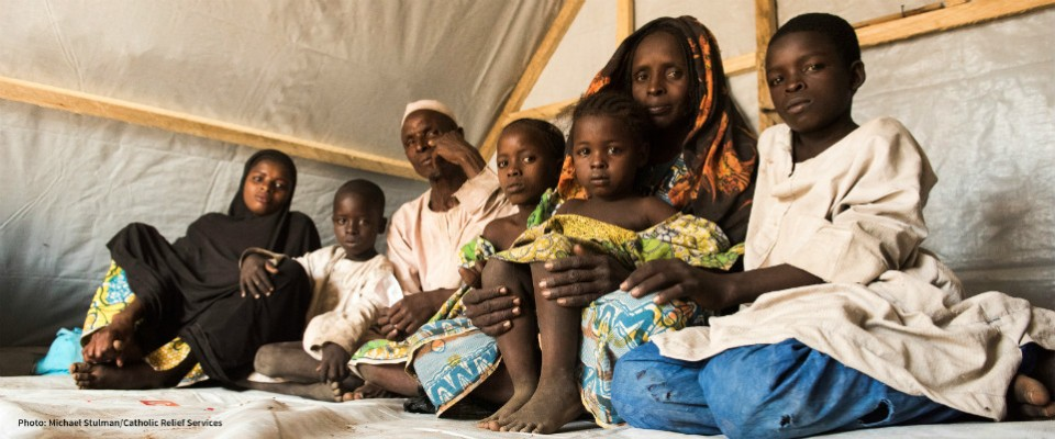 See what USAID is doing to meet humanitarian needs in Nigeria and the Lake Chad region.