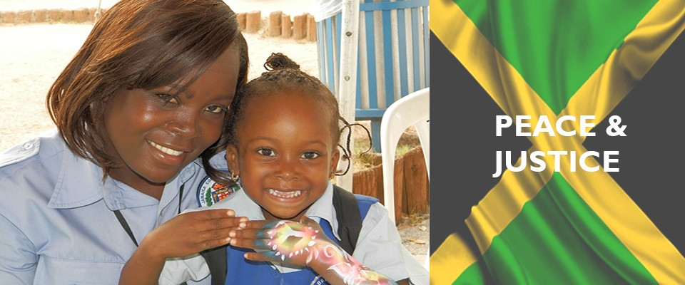 USAID/Jamaica - Promoting Peace and Justice in Jamaica