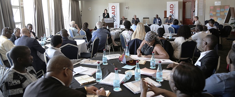 CWC workshop in Namibia