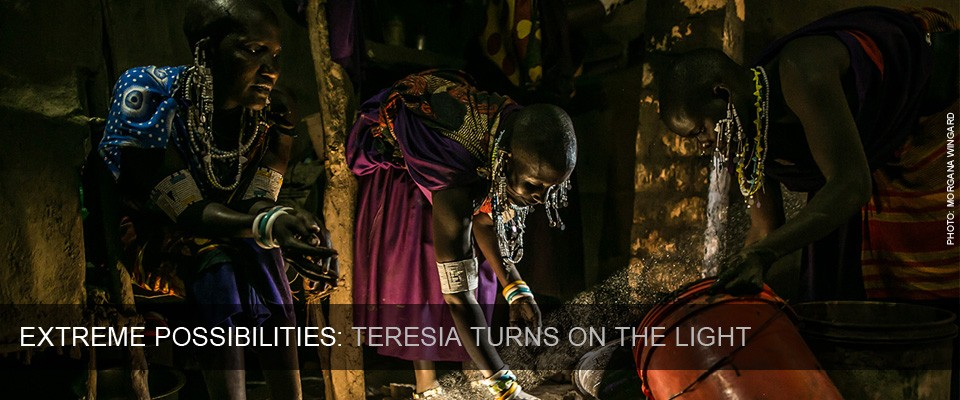 Teresia Turns on the Light carousel - click to read