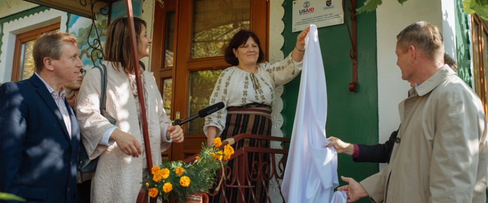 USAID's tourism support creates jobs and opens doors​ to welcome foreign visitors across Moldova.