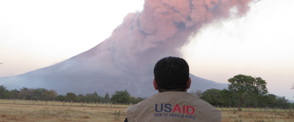 USAID's Office of U.S. Foreign Disaster Assistance and the U.S. Geological Survey established VDAP in 1986.