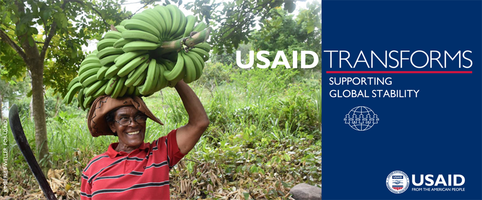 USAID/Jamaica - Supporting Global Stability