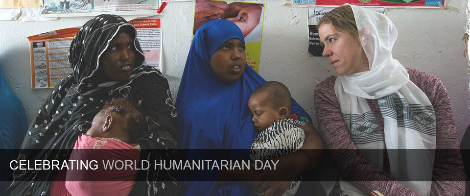 Celebrating World Humanitarian Day 2017