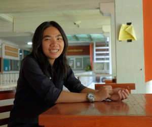 Apirudee On-bao is Director of the Office of Health and Social Development in Khon Kaen Province.