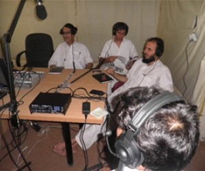 Radio Soley Paygham live studio discussion
