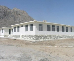 AFTER A USAID project completed the center, which will provide a venue for ongoing agricultural training programs for local Afgh