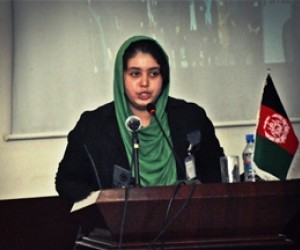 """Now, I can proudly say that I can serve my country through working with the Ministry of Finance"" - Lima Khurram"