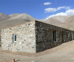 The Natural Resource Management project included renovation of dilapidated infrastructure