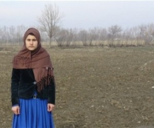 Nazira, at home in Parwan province