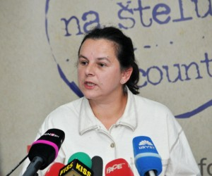 Julijana Tičinović, an architect from Livno, started her legal battle with Livno Municipality in 2012.