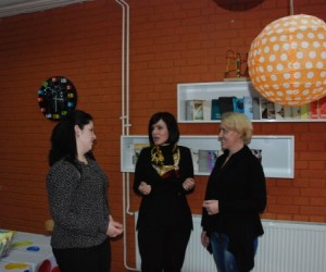 Free Childcare Program Supports Single Parents and Their Children in Kosovo